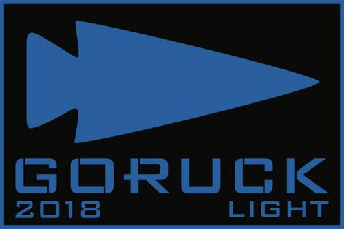 Patch for Light Challenge: Roanoke, VA 03/03/2018 14:00