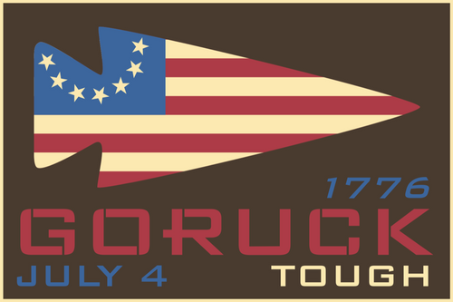 Patch for Tough Challenge: San Diego, CA 07/06/2018 21:00