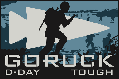 Patch for Tough Challenge: Seattle, WA 06/01/2018 21:00