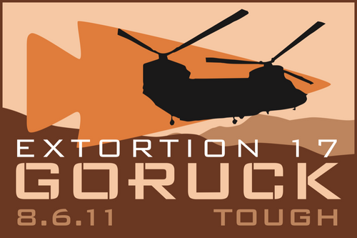 Patch for Tough Challenge: San Diego, CA 08/10/2018 21:00