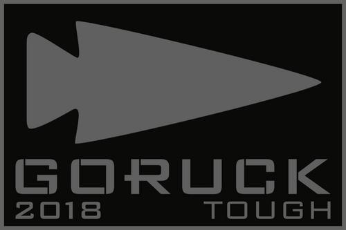 Patch for Tough Challenge: Dallas, TX 03/02/2018 21:00