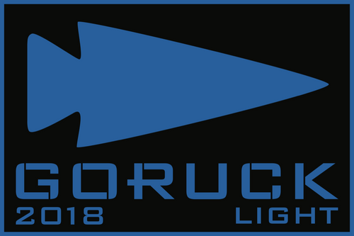 Patch for Light Challenge: Greenville, SC 03/03/2018 14:00