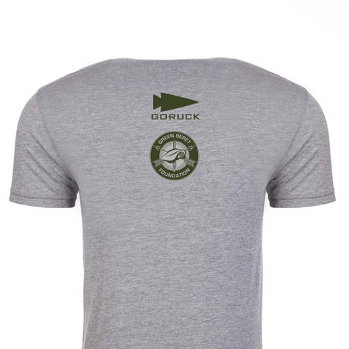 T-shirt - Rucking for GBF Fundraiser