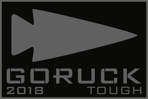 Patch for Tough Challenge: Prague, Czech Republic 10/06/2018 08:00