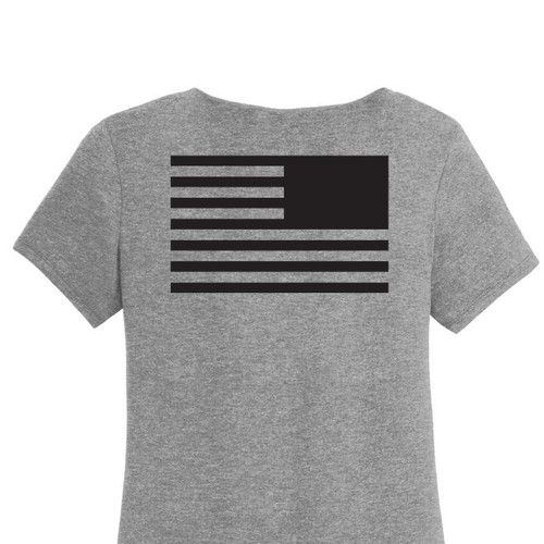 T-shirt - Reverse Flag (Women)