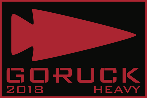 Patch for Heavy Challenge: Tokyo, Japan 10/11/2019 18:00