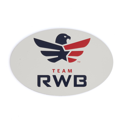 Magnet - Team RWB