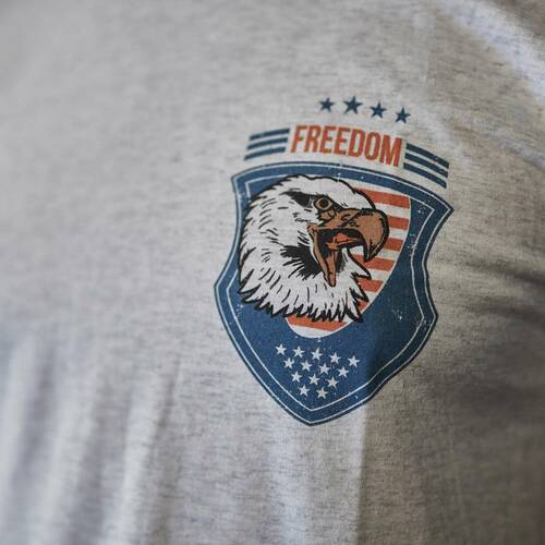 T-shirt - Eagle Freedom