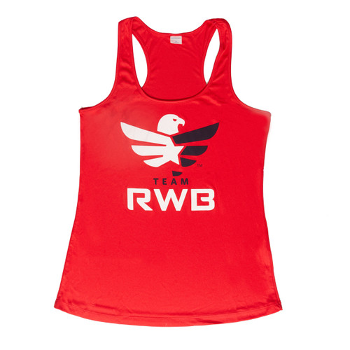 Performance Singlet - Eagle (Women)