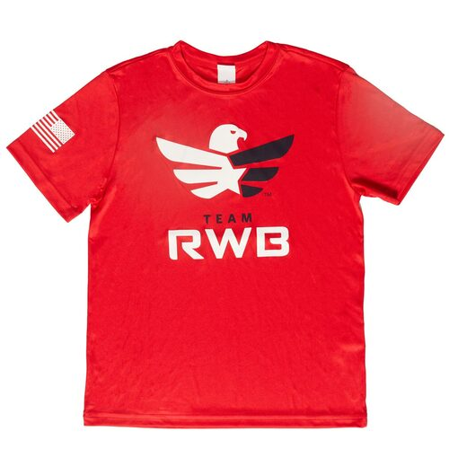 Youth Performance Tee - Eagle (Sport Tek)