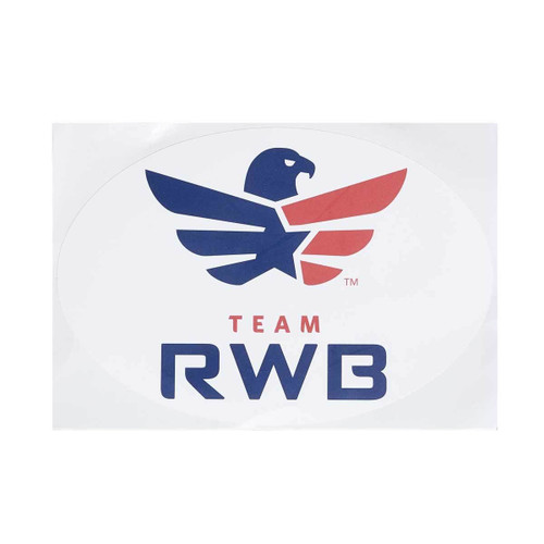 Sticker - Team RWB