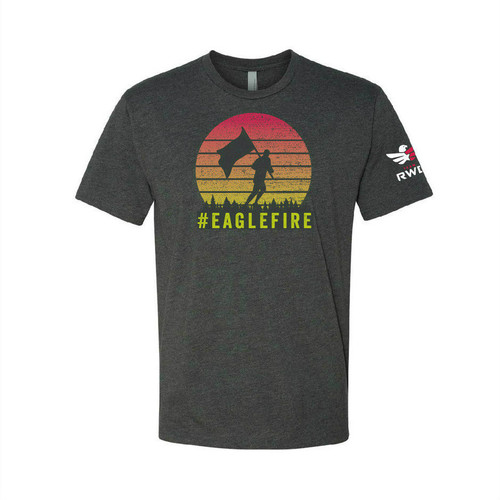 T-shirt - Sunset Eaglefire (Men)