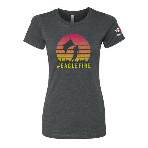 T-shirt - Sunset Eaglefire (Women)