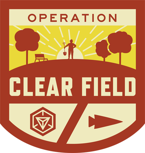 Patch for Operation Clear Field: Frankfurt, Germany 10/21/2018 10:00