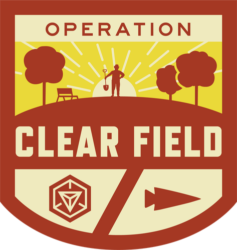 Patch for Operation Clear Field: Brno, Czech Republic 10/21/2018 10:00