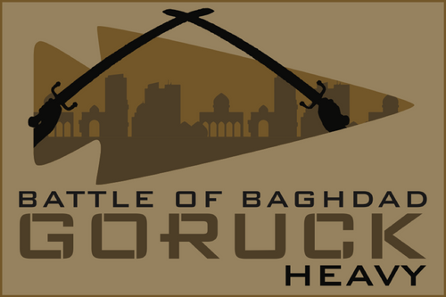 Patch for Heavy Challenge: Charleston, SC 05/03/2019 18:00