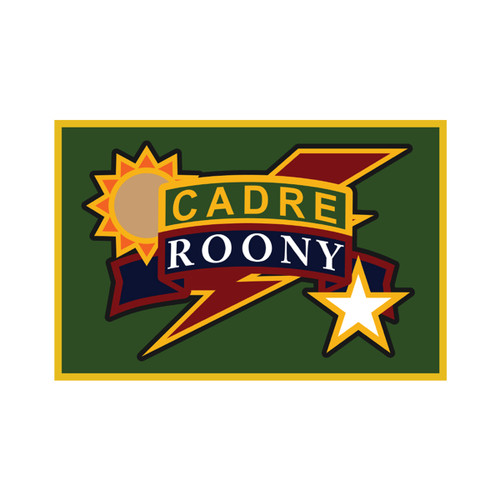 Patch - Cadre Roony Fundraiser
