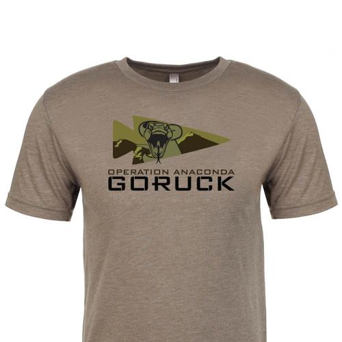 T-shirt - Operation Anaconda