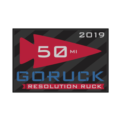 Patch - Resolution Ruck