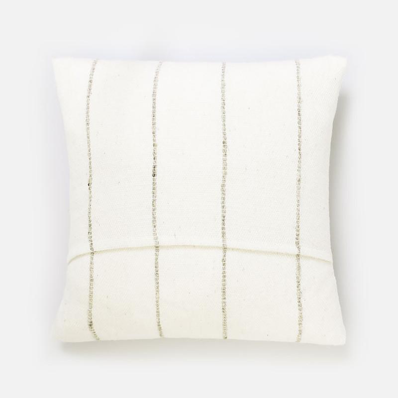 Ardo Striped Wool Pillow