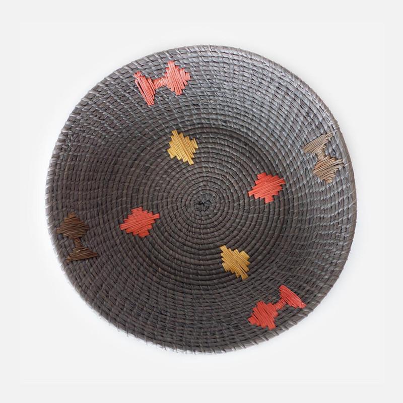 Festive Woven Bowl