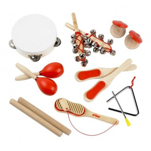 Red Musical Instruments