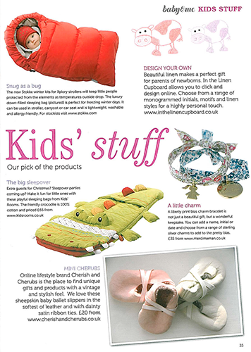 Baby and Me Magazine