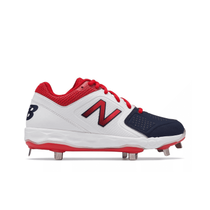 NEW BALANCE NAVY/RED/WHITE VELO STEEL CLEAT