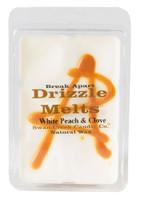 Swan Creek Drizzle Melt White Peach and Clove
