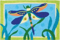 Jellybean Rug Fancy Dressed Dragonfly