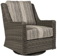 Erwin and Sons Oconee Outdoor Swivel Glider w/Cushion