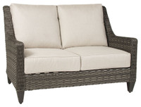 Erwin and Sons Oconee Outdoor Loveseat w/Cushion