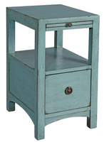"Coast To Coast 1 Drawer 14"" Accent Table"