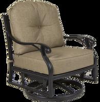 Castle Rock Outdoor Swivel Glider w/ Cushion