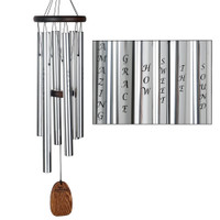 Woodstock Windchimes Amazing Grace 25""
