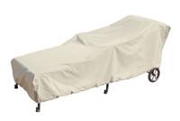 "Treasure Garden 30"" Small Chaise Lounge w/Elastic Protective Furniture Cover"