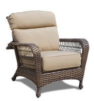 Erwin Bel Air Outdoor Morris Chair w/Cushion