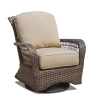 Erwin Bel Air Outdoor Swivel Glider w/Cushion (Ship time is 4-6 weeks)