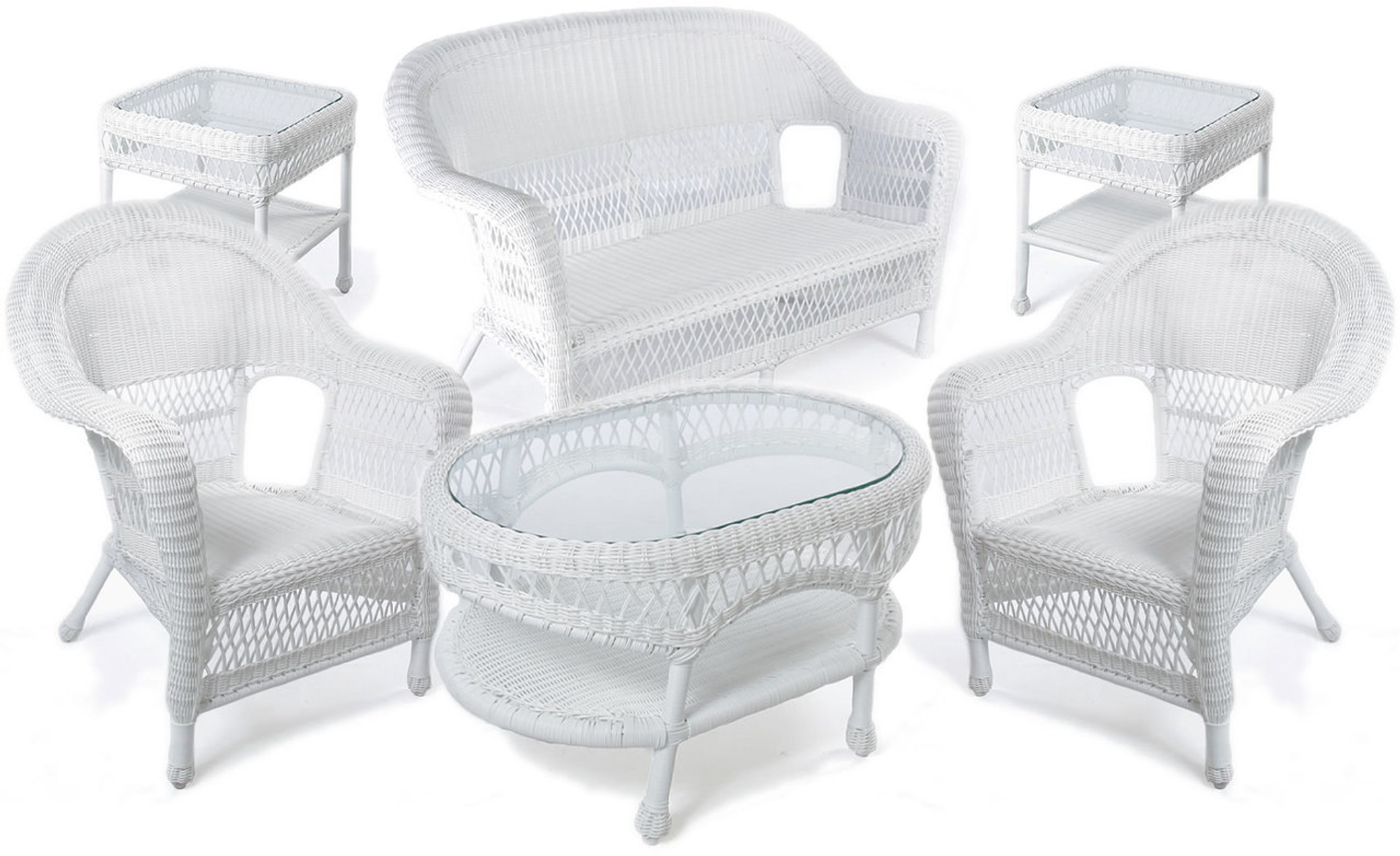trees and trends furniture. Erwin \u0026 Sons Antigua 6pc Seating Set 4 White Trees And Trends Furniture I