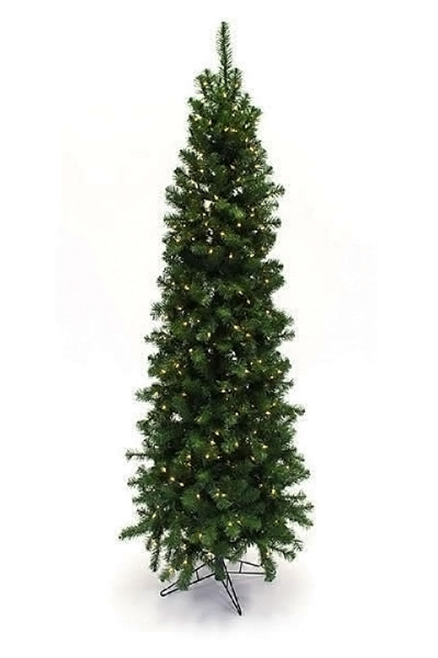 75 augustine prelit artificial christmas tree