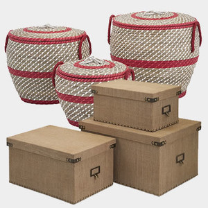 Boxes/Baskets