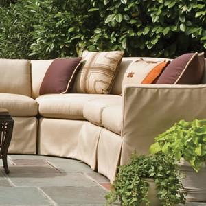 Elena Outdoor Furniture by Lane Venture