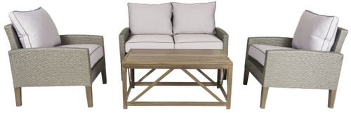 Erwin and Sons Carolina Outdoor Seating Group
