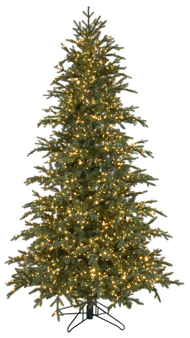 9' ForeverTree Cut Nordic Fir with Remote