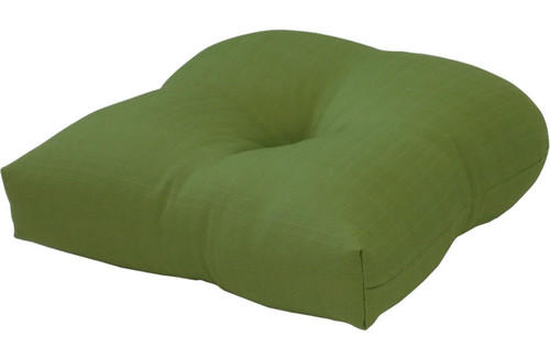 Outdoor Solid Verde Cushion Set of 2