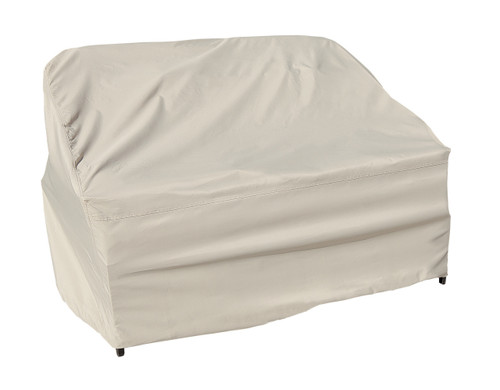 """Treasure Garden 58"""" Loveseat or Sectional w/Elastic Protective Furniture Cover"""
