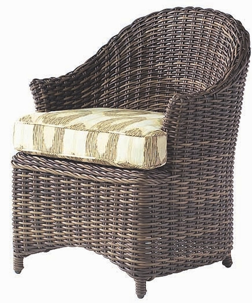 - Woodard Sonoma Outdoor Dining Chair