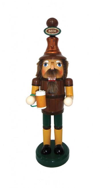 """14"""" Beer Meister Nutcracker"""