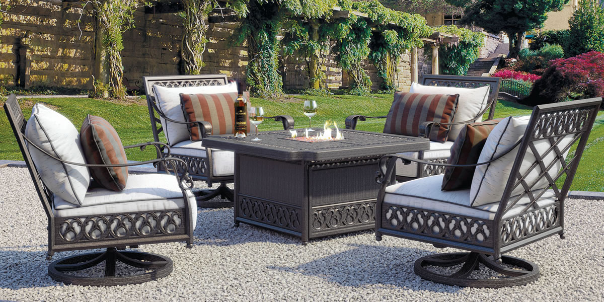 Castelle Biltmore Outdoor Furniture