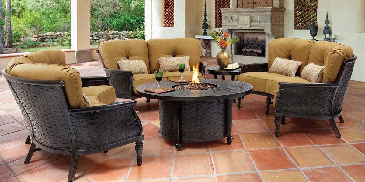 Castelle English Garden Outdoor Furniture